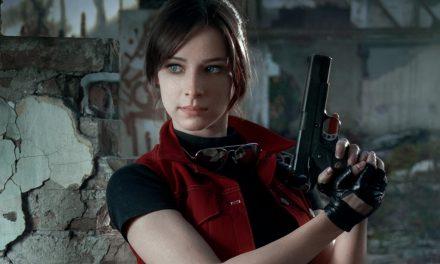 Photoshoot: Claire Redfield (Resident Evil - Enji Night)