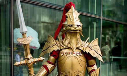 Mai kedvencünk: Dragon Slayer Ornstein