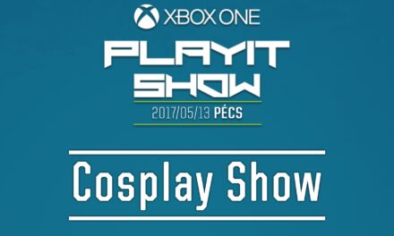 PLAYIT SHOW PÉCS 2017 – Cosplay Show felvételei