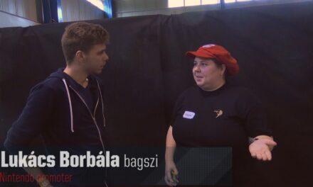"""PLAYIT VILLÁMINTERJÚ – Lukács Borbála """"bagszi"""""""