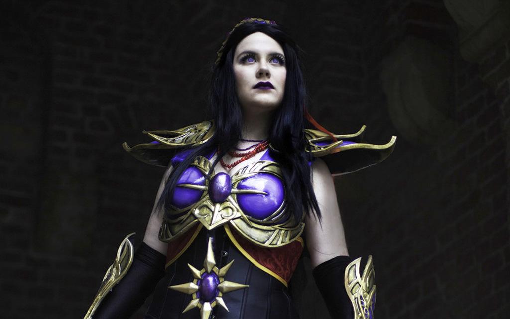 Photoshoot: Wizard (Diablo III – Roxy Wonderland)
