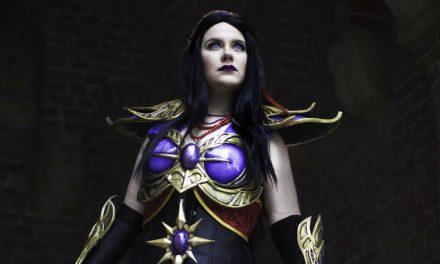 Photoshoot: Wizard (Diablo III - Roxy Wonderland)