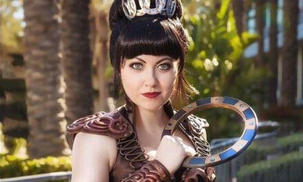 Mai kedvencünk: Xena Disney Princess