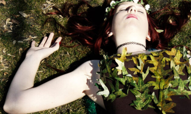 Photoshoot: Poison Ivy (Batman – Sorcha Kuroki)