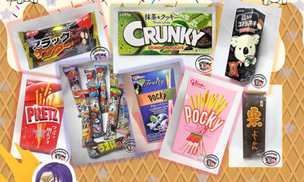 AMAI Candy Shop a Cosplay Partyn