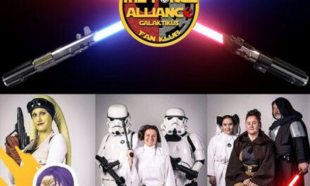 Ismerd meg The Force Alliance-t az őszi Cosplay Party-n