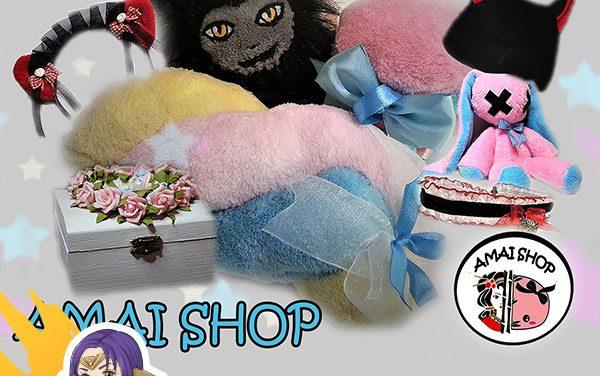 KAWAII őrület az AMAI Shopnál az őszi Cosplay Partyn