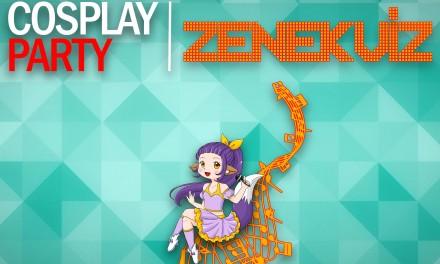 ŐSZI COSPLAY PARTY & FANTASY EXPO 2017 – Zenekvíz