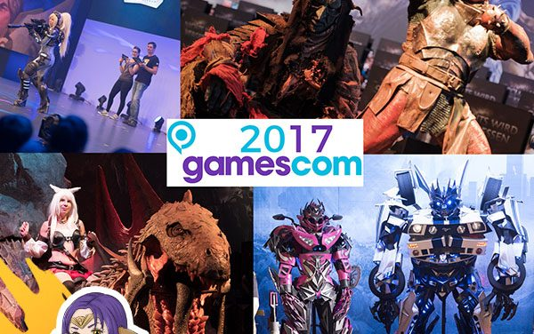 Gamescom 2017 előadás az őszi Cosplay Partyn