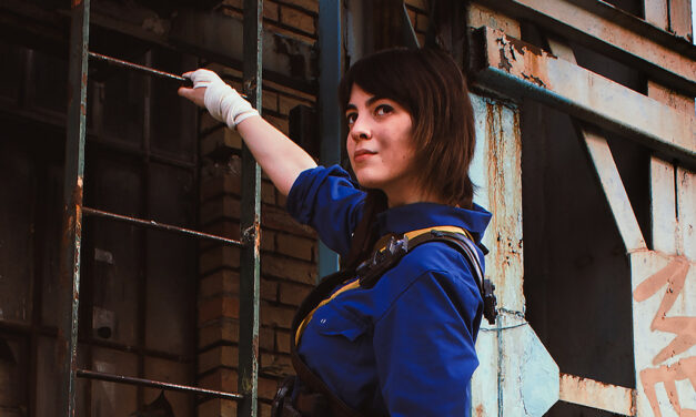 Photoshoot: Lone Wanderer (Fallout 3 – Lucii Cosplay)