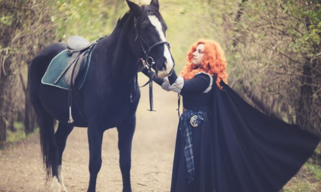 Photoshoot: Merida (Brave – Lady Zakuro)
