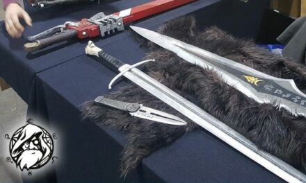 Tulok Arms fantasztikus fegyverei ismét a Cosplay Faluban!