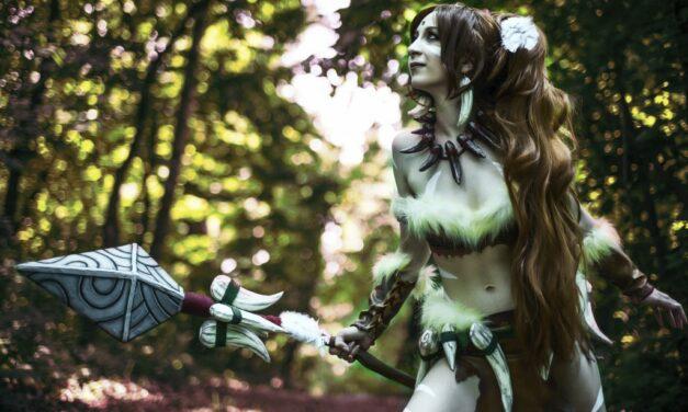 Photoshoot: Nidalee (League of Legends – Nexarina)