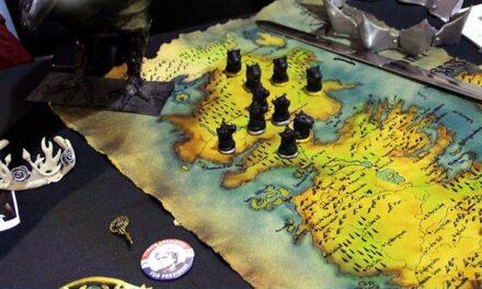 Merülj be a Trónok Harca világába, a Cosplayers of Ice and Fire asztalánál, a Cosplay Faluban!