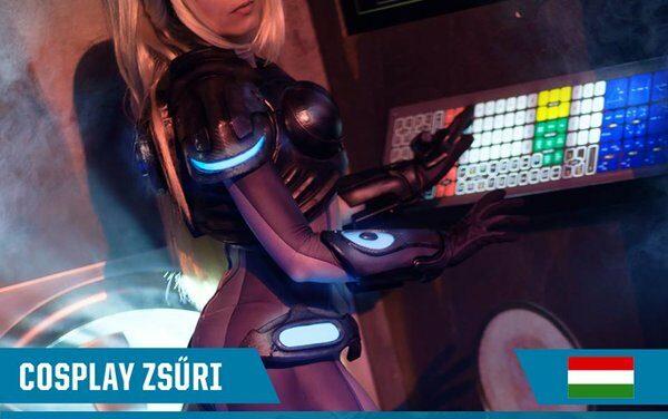 Az Xbox One PlayIT Show Budapest cosplayverseny zsűrink negyedik tagja: Yuriko Seira!
