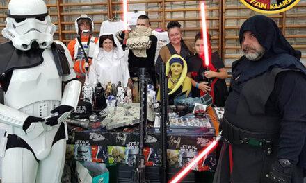 Ismerkdjetek meg a The Force Alliance-Magyar Galaktikus Fan Klubbal az őszi PlayIT-en a Cosplay Faluban