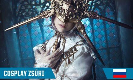 Bemutatkozik az Xbox One Playit Show Budapest cosplayversenyének első zsűritagja