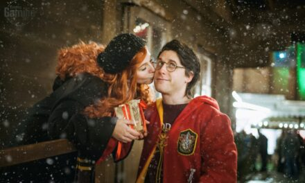 Photoshoot: Lily Evans és James Potter (Harry Potter - Elyon)
