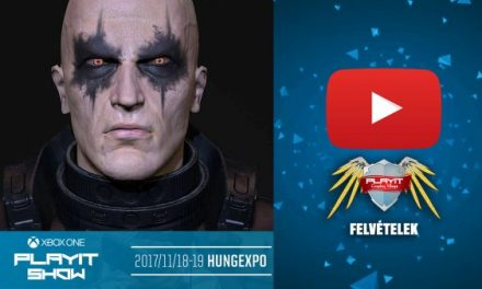 PLAYIT SHOW BUDAPEST 2017-NOV – Cosplay Village (2. nap) – 02 – Átalakulás, haladó alakváltóknak [Egri Noémi előadása]
