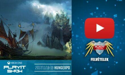 PLAYIT SHOW BUDAPEST 2017-NOV – Cosplay Village (1. nap) – 06 – Bilgewater-i gyorstalpaló kezdő kalózoknak