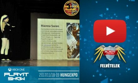 PLAYIT SHOW BUDAPEST 2017-NOV – Cosplay Village (2. nap) – 04 – Twilekek a Star Wars Univerzumban