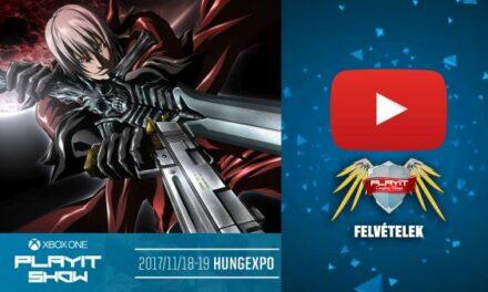 PLAYIT SHOW BUDAPEST 2017-NOV – Cosplay Village (2. nap) – 05 – Amikor Dante pizzáról animére vált