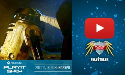PLAYIT SHOW BUDAPEST 2017-NOV – Cosplay Village (2. nap) – 07 – Megvalósult Star Wars technológiák (Miyazaki Jun előadása)