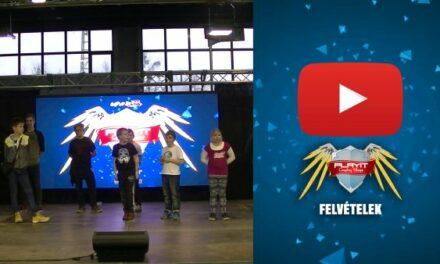 PLAYIT SHOW BUDAPEST 2017-NOV – Cosplay Village (2. nap) – 08 – Rohamosztagos kiképzés #2.