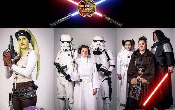 The Force Alliance – Magyar Galaktikus Fan Klub a 2018-as Cosplay Farsangon