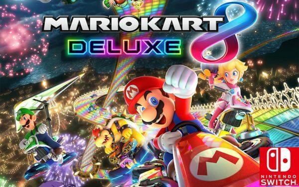 Mario Kart 8 Deluxe szabadjáték és verseny a Cosplay Farsangon!