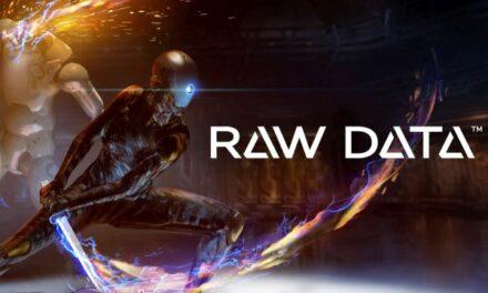 RAW DATA (VR játék) a Cosplay Farsangon!