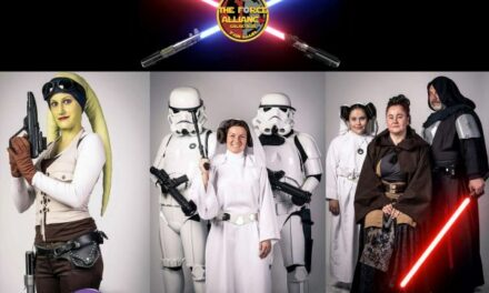 The Force Alliance – Magyar Galaktikus Fan Klub a 2018-as Cosplay Farsangon