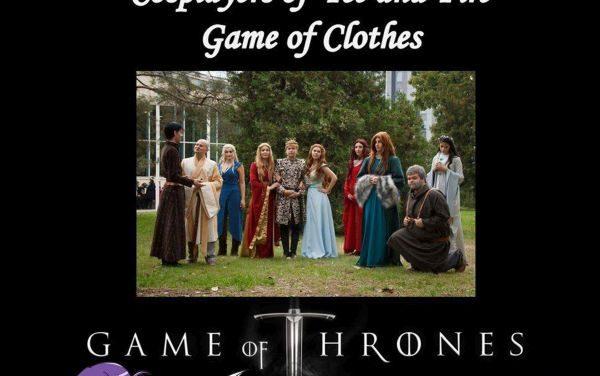 """Game of Clothes avagy magyarra fordítva """"Rongyok Harca"""" (a Cosplayers of Ice and Fire előadása)"""
