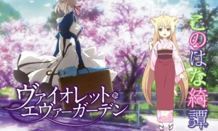 Anime falatkák (a Ricz/Ronin Factories közreműködésével)