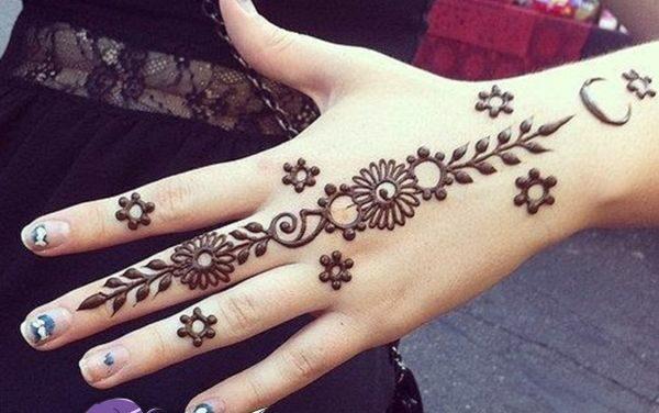 Henna testfestés a 2018-as Cosplay Farsangon!