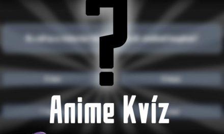 Anime Kvíz a Cosplay Farsangon!