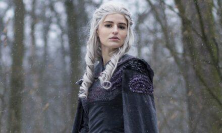 Photoshoot:  Daenerys Targaryen (Trónok Harca - Liena)