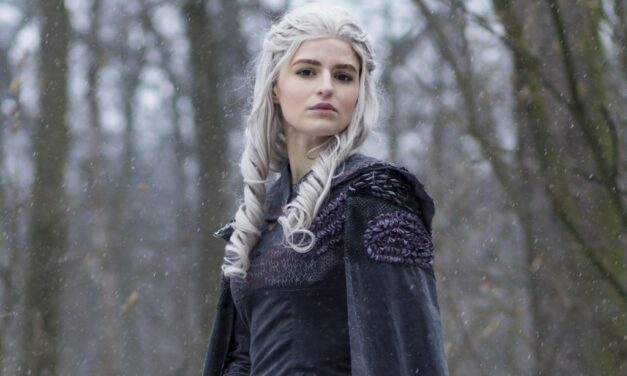 Photoshoot:  Daenerys Targaryen (Trónok Harca – Liena)