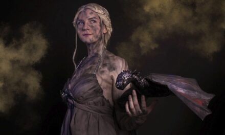 Photoshoot: Daenerys Targaryen (Meriel - Game of Thrones)