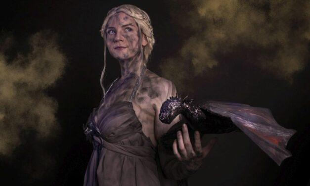 Photoshoot: Daenerys Targaryen (Meriel – Game of Thrones)