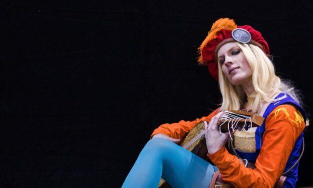 Photoshoot: Priscilla (The Witcher 3 – Judyko)