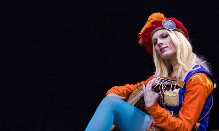 Photoshoot: Priscilla (The Witcher 3 - Judyko)