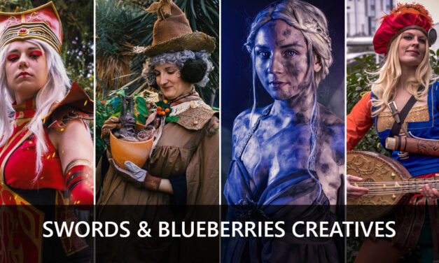 Fotós: Swords&Blueberries Creatives