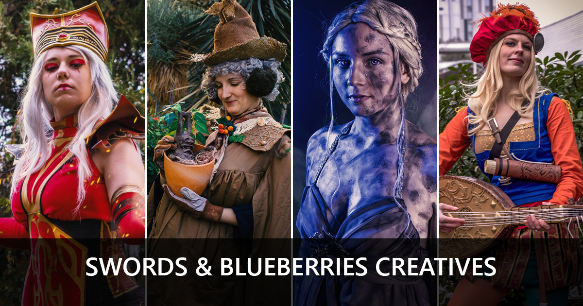 Fotós: Swords&Blueberries Creatives