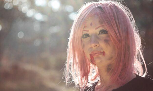 Photoshoot: Haruno Sakura (Naruto Shippuuden – Lara)