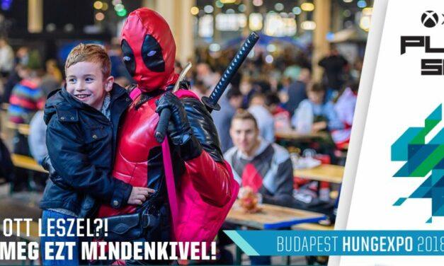 Ugye te is ott leszel a nyári PlayIT Show Budapesten!