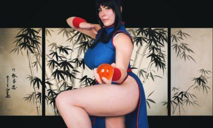 Photoshoot: Chi-Chi (Dragon Ball Z - Tenshi)