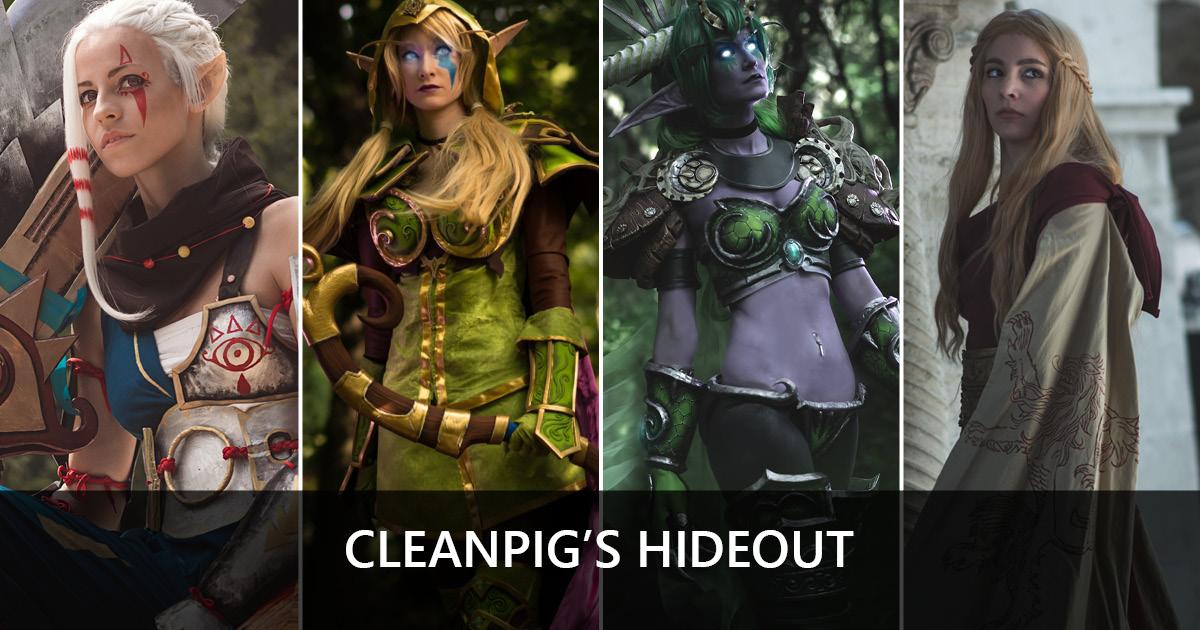 Fotós: Cleanpig's Hideout