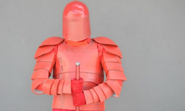 Photoshoot: Elite Praetorian Guard (Star Wars: Episode VIII – The Last Jedi – Adamsky Crafts)