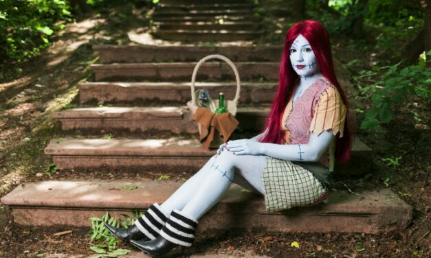 Photoshoot: Sally (The Nightmare Before Christmas – Ms.Terious Cosplay)